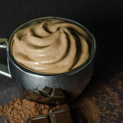 Hot Chocolate Foam (Prep Time: 10min.) Image