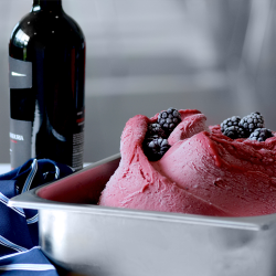 Blackberry Merlot Sorbetto Image