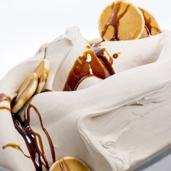 Pancakes and Maple Syrup Ice Cream Image