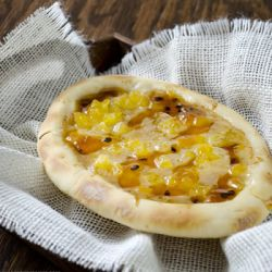 Pineapple Coconut Pizza Image