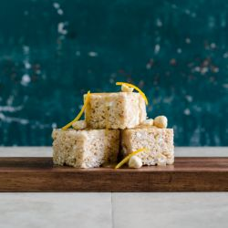 Torrone Marshmallow Treats Image