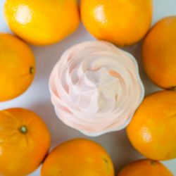 Vanilla Orange Soft Serve Image