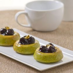 Pistachio Financier Image