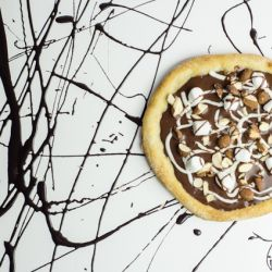 Rocky Road Dessert Pizza (Prep Time: 45 min.) Image