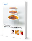 Standard Recipe Book - Pastry